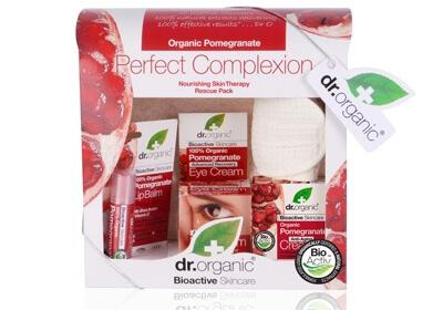 Új márka kínálatunkban: Dr. Organic termékek