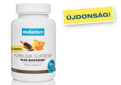 Medostore Kurkuma Supreme + Bioperine®