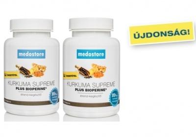 Medostore Kurkuma Supreme + Bioperine® Duo